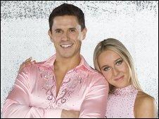 Jeremy Edwards and Darya Nucci