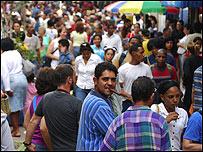 Cubanos / Foto: Raquel Pérez