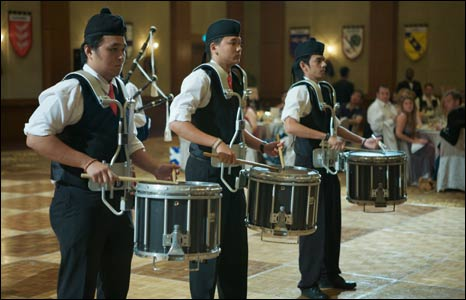 The Selangor St. Andrew's Society Burns Supper celebration, held at Nikko Hotel, Kuala Lumpur, Malaysia.