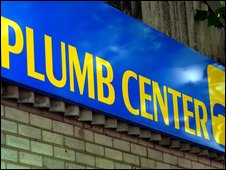 Plumb Centre, one of Wolseley's businesses