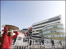 Satyam headquarters in India