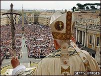 Papa Benedicto XVI.