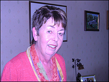 Moira Kerr at her home in Armagh