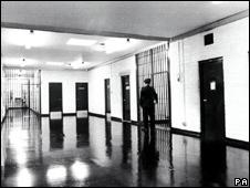 Inside the Maze prison