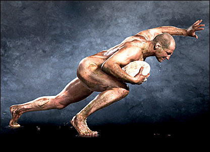 Naked Rugby League Players http://news.bbc.co.uk/sport2/hi/rugby_union/7851441.stm