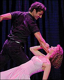 Martin Harvey in Dirty Dancing
