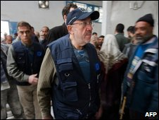 Louis Michel on his trip to Gaza