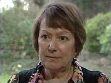 Diana Lewin, whose husband Paul has Parkinson's and is in care
