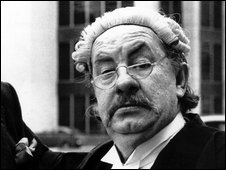 Leo McKern as Rumpole Of The Bailey
