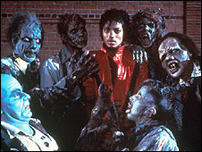 Michael Jackson's Thriller video