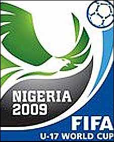 Logo for the 2009 Under-17 World Cup