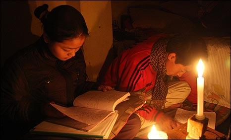 Tika and Suraj Thapa