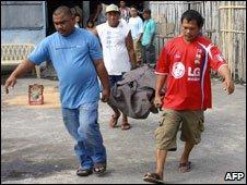 Hernani Pastoleno, killed in Mindanao Feb 07