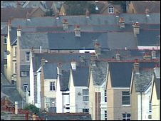 Plymouth rooftops