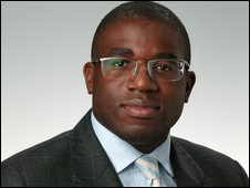 David Lammy, IP Minister
