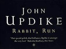 The cover of Rabbit, Run