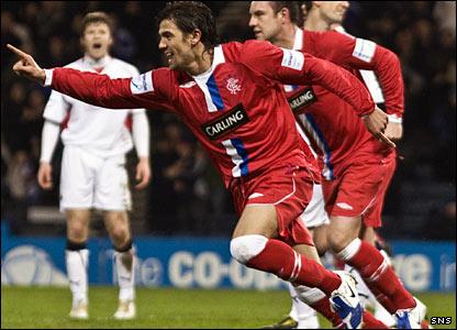 Rangers 3-0 Falkirk