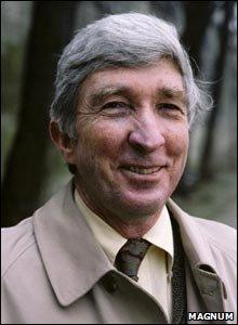 John Updike in France
