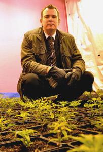 Detective Inspector Neil Benstead