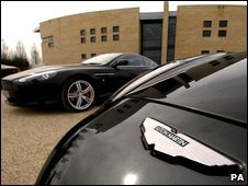 Aston Martin HQ, Gaydon, Warwickshire