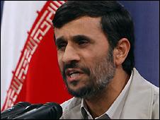 Mahmoud Ahmadinejad - 15/1/2009