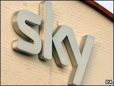 BSkyB office
