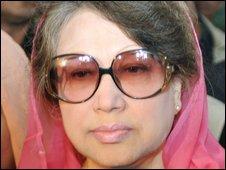 BNP leader Khaleda Zia