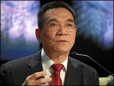 Justin Yifu Lin, senior vice-president and chief economist, World Bank