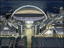 How the Wembley City development will look