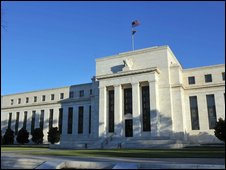 Federal Reserve Board Building, Washington DC