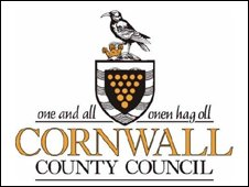 Cornwall County Council logo