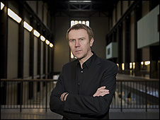 Miroslaw Balka. � Sam Drake, Tate Photography