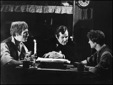 Scene from Great Expectations