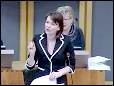Welsh Lib Dems leader Kirsty Williams