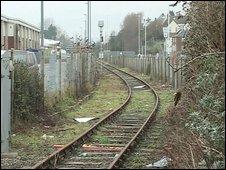 Weymouth tram line