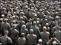 Soldados del EE.UU.