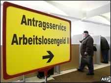 Jobs agency in Germany