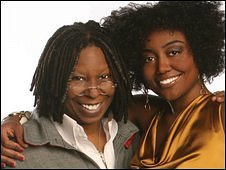 Whoopi Goldberg and Patina Miller