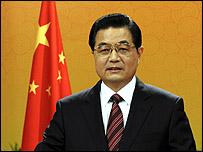 الرئيس الصيني هو جنتاو