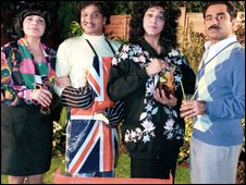 Cast of Goodness Gracious Me