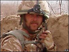 Corporal Daniel Nield