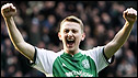 Derek Riordan opened the scoring for Hibs