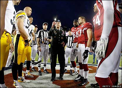 Football Coin Toss