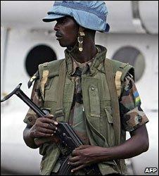 Darfur peacekeeper