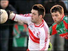 Eoin Bradley and Gerard Caffery
