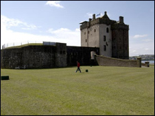 Broughty Castle Green