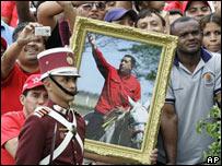 Acto masivo en Caracas