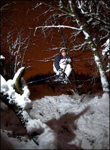 skier, east kilbride