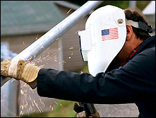 American welder - file photo