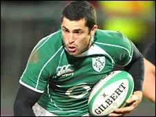 Leinster's Rob Kearney now chosen in his best position of full-back